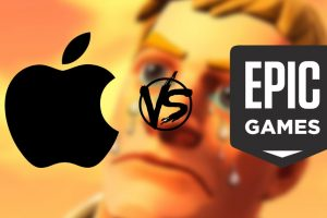 Apple Epic games Fortnite MarketingHoy