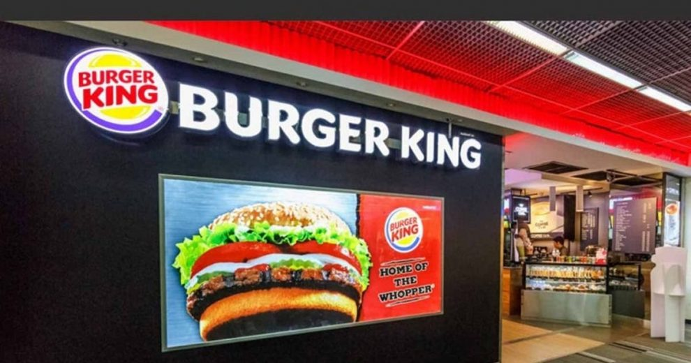 Burger King MarketingHoy
